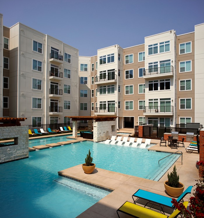 Northpoint Crossing Apartments In College Station, Texas