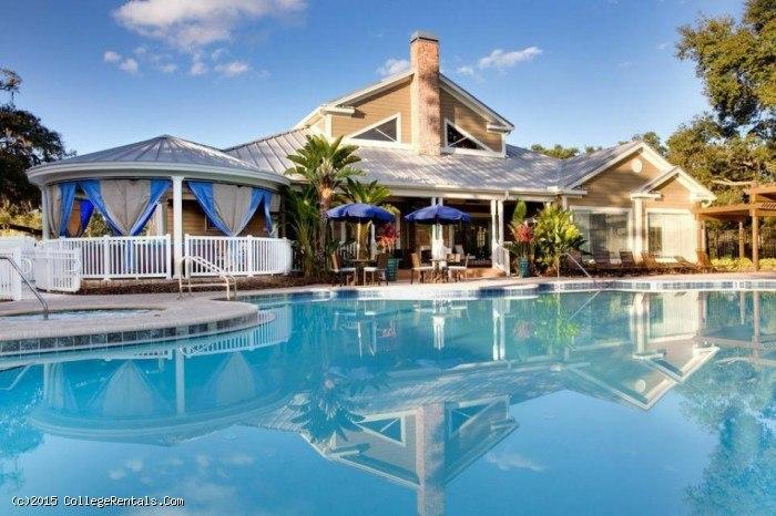 Campus Club Apartments In Tampa Florida