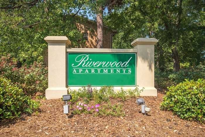 Riverwood apartments in Athens, Georgia