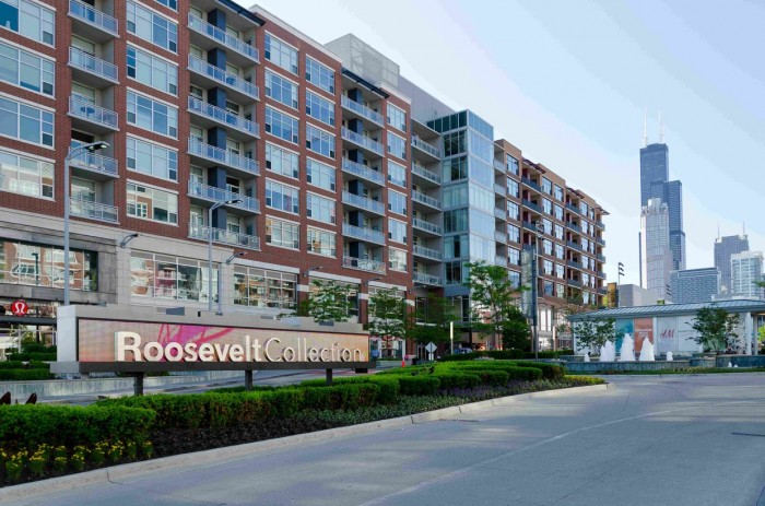 The Lofts at Roosevelt Collection apartments in chicago, Illinois