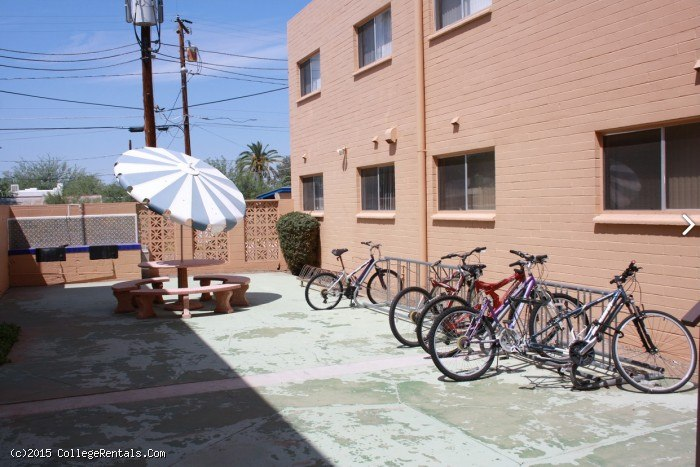 University Gardens Apartments In Tucson Arizona
