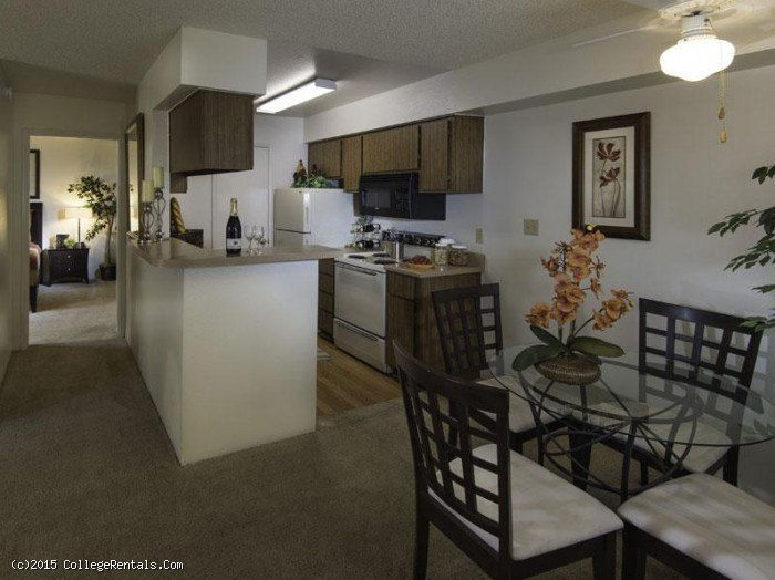 Willow Creek apartments in Tempe, Arizona