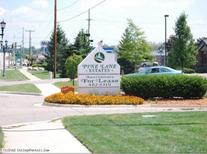 Pine Lane Estates Apartments In Lansing Michigan