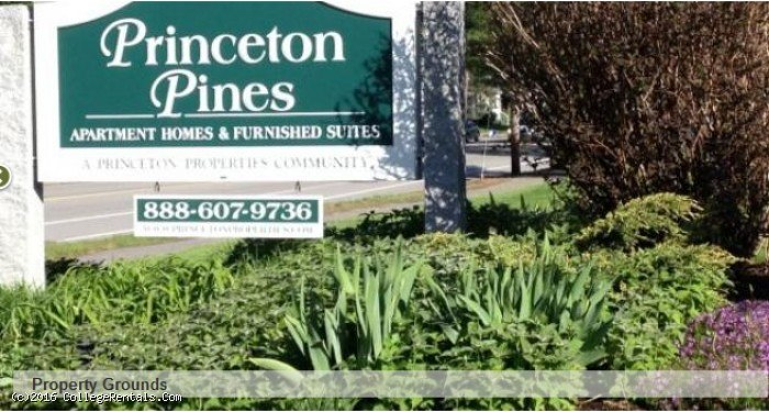 Princeton Pines apartments in Portland, Maine