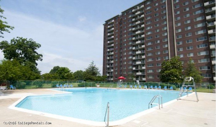 Chateau Apartments Silver Spring