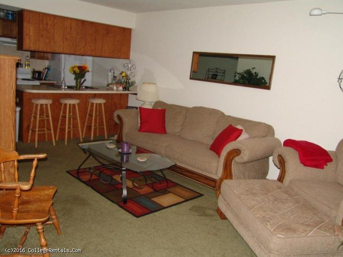 Deerfield Village Apartments In Mount Pleasant Michigan
