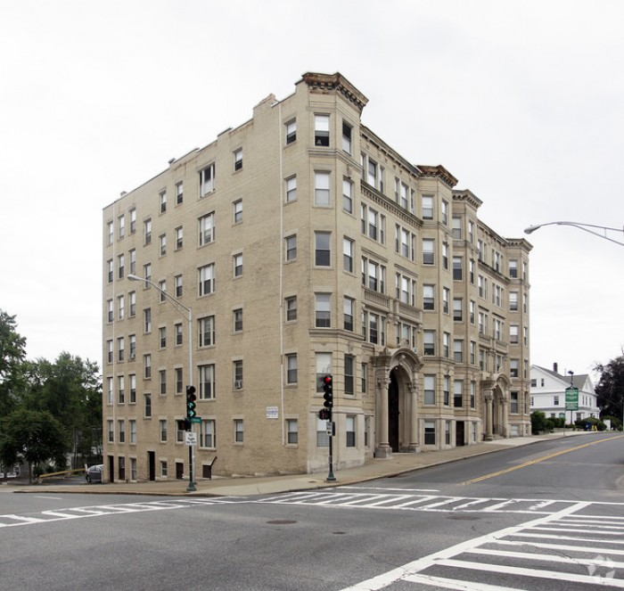 46 Elm Street apartments in Worcester, Massachusetts