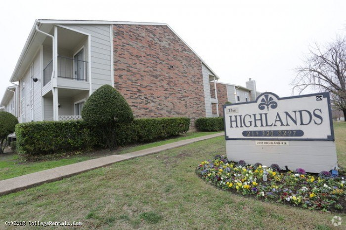 The Highlands Apartments In Dallas Texas