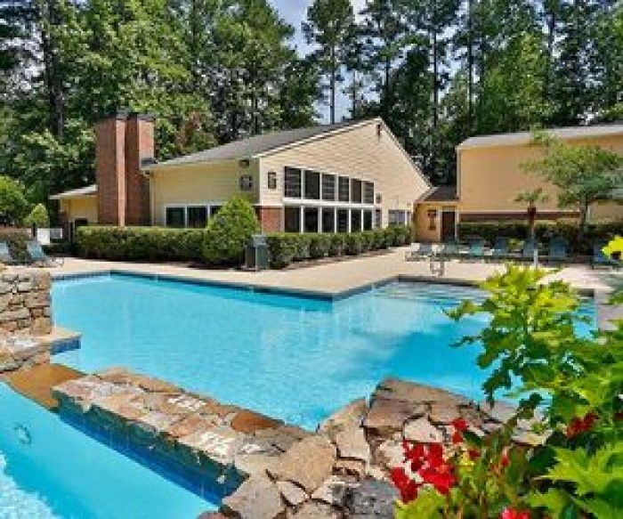Timber Hollow apartments in Chapel Hill, North Carolina