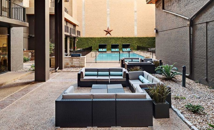 University Towers apartments in Austin, Texas