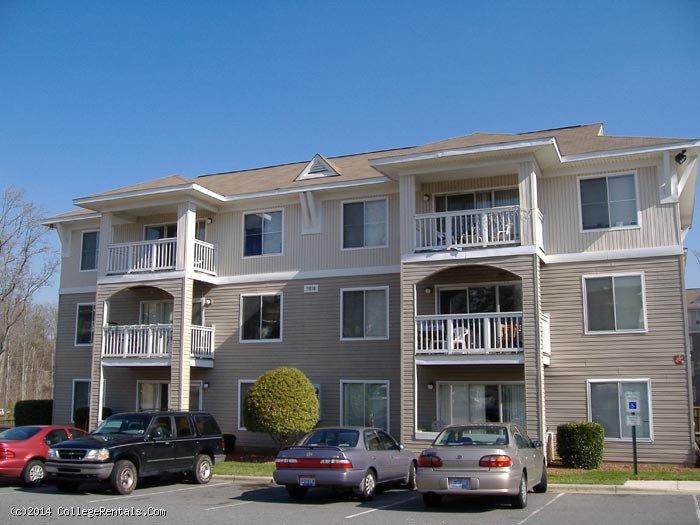 University Terrace North Apartments In Charlotte North Carolina