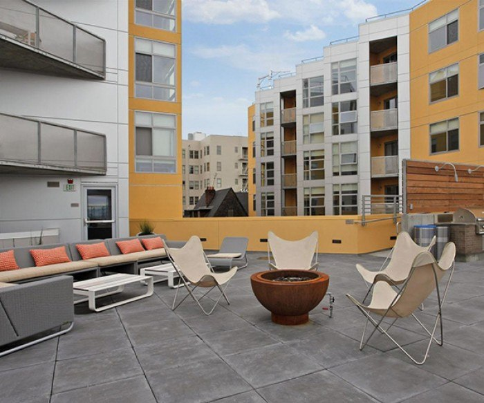 Venn apartments in San Francisco, California